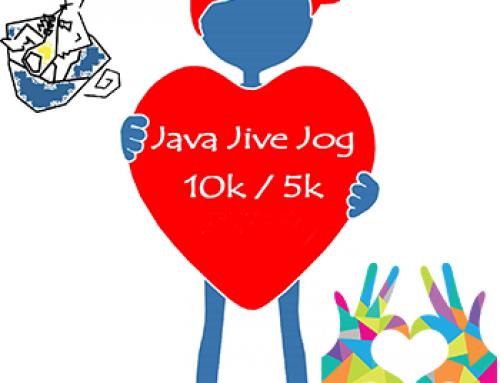 Annual Java Jive Jog 10k/5k