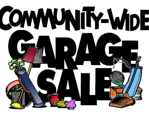 Join us for a TRIANGLE WIDE GARAGE SALE WEEKEND for those struggling POST HURRICANE MATTHEW THIS SATURDAY NOV 5th 7am-10am