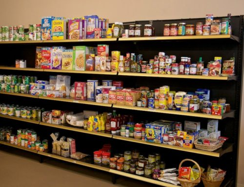 NEW 2019 DATES Stacking Shelves With Love at the Catholic Parish Outreach Food Pantry